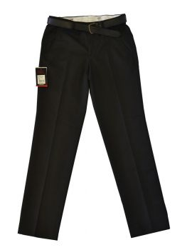 BLACK SKINNY TROUSERS (YOUTH)